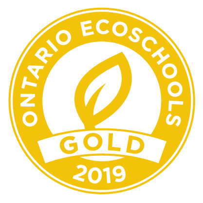 Gold EcoSchools Certification