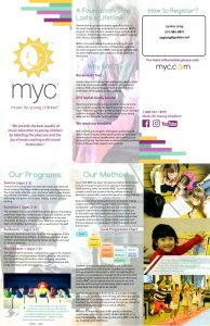Music For Young Children Brochure